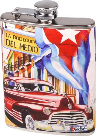 Cuban Flask