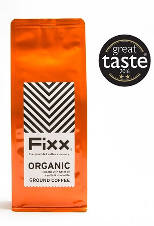 FIXX ORGANIC GROUND COFFEE