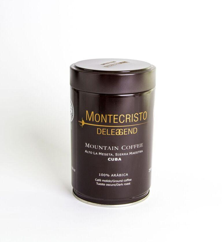 MONTECRISTO GROUND COFFEE
