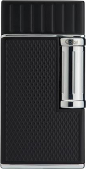 Chrome Twist Colibri Lighter